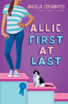 Allie, First at Last Cover