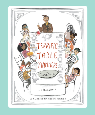 Terrific Table Manners Cover Image