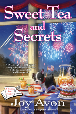 Cover for Sweet Tea and Secrets (A Tea and a Read Mystery #2)