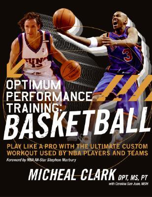Cover for Optimum Performance Training