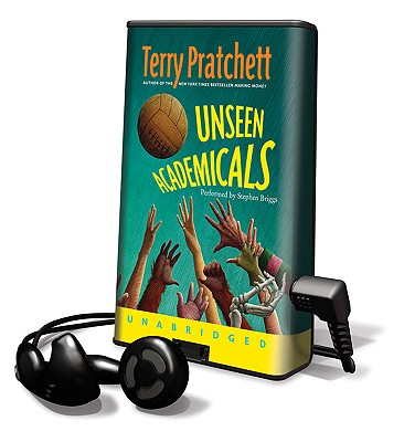 Unseen Academicals [With Earbuds] Cover