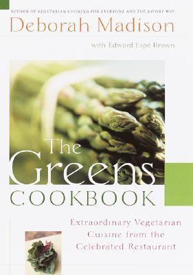 The Greens Cookbook Cover