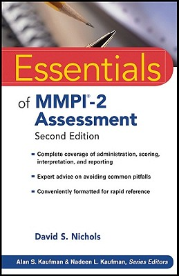 Essentials of Mmpi-2 Assessment (Essentials of Psychological Assessment #88) Cover Image