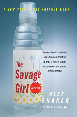 The Savage Girl Cover Image