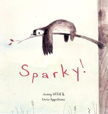 Sparky! Cover Image