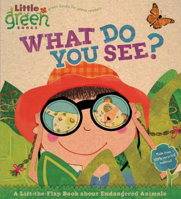 What Do You See? Cover