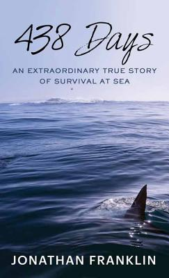 438 Days: An Extraordinary True Story of Survival at Sea Cover Image