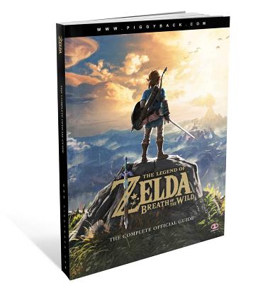 The Legend of Zelda: Breath of the Wild: The Complete Official Guide Cover Image