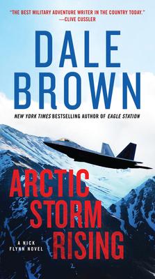 Arctic Storm Rising: A Novel (Nick Flynn #1) Cover Image