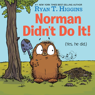 Cover Image for Norman Didn't Do It!: (Yes, He Did)
