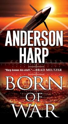 Born of War (A Will Parker Thriller #2) Cover Image