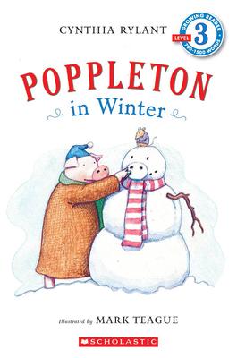 Poppleton in Winter (Scholastic Reader, Level 3) Cover Image