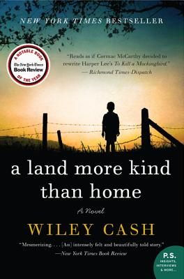 A Land More Kind Than Home: A Novel Cover Image