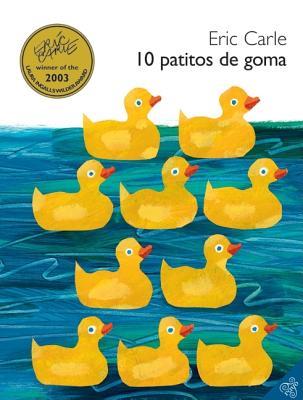 10 Little Rubber Ducks (Spanish edition): 10 Little Rubber Ducks (Spanish edition) Cover Image