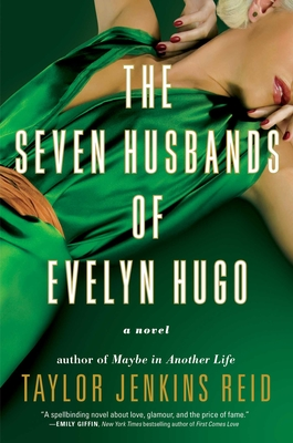 The Seven Husbands Of Evelyn Hugo cover image