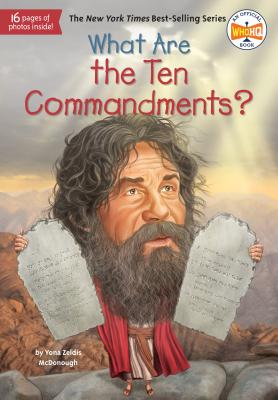 What Are the Ten Commandments? (What Was?) Cover Image
