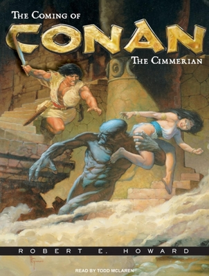 Cover for The Coming of Conan the Cimmerian