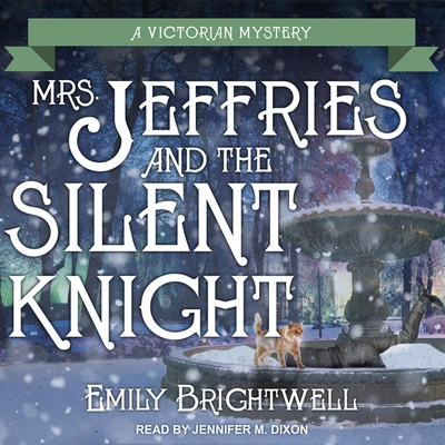 Mrs. Jeffries and the Silent Knight (Victorian Mystery #20) Cover Image