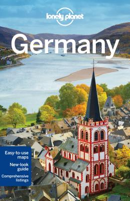 Lonely Planet Germany (Country Guide) Cover Image