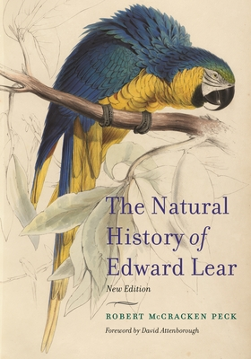 The Natural History of Edward Lear, New Edition Cover Image
