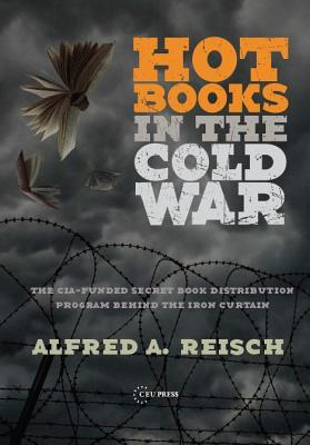 Hot Books in the Cold War Cover