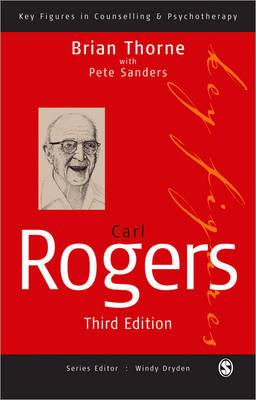 Carl Rogers (Key Figures in Counselling and Psychotherapy) Cover Image