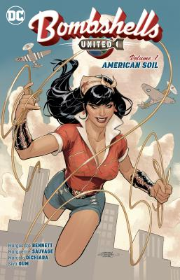 Bombshells: United Vol. 1: American Soil Cover Image