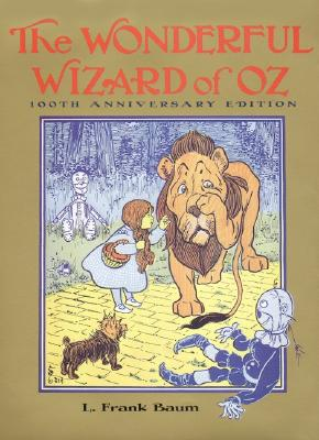 The Wonderful Wizard of Oz Cover