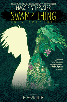 Swamp Thing: Twin Branches Cover Image