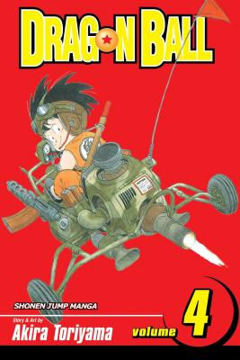Dragon Ball, Vol. 04 cover image