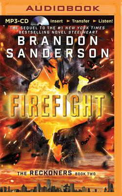 Firefight (Reckoners #2) Cover Image