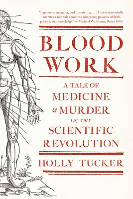 Blood Work Cover
