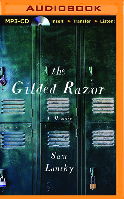 The Gilded Razor: A Memoir Cover Image