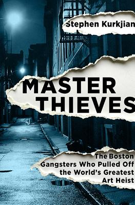 Master Thieves Cover