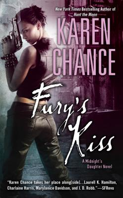 Fury's Kiss Cover