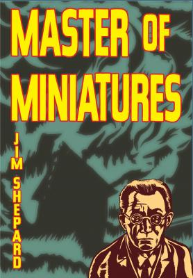 Master of Miniatures Cover Image
