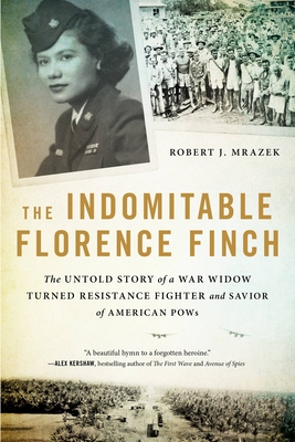 The Indomitable Florence Finch: A True Story Cover Image