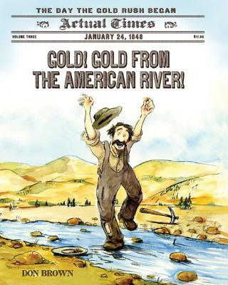 Gold! Gold from the American River! Cover