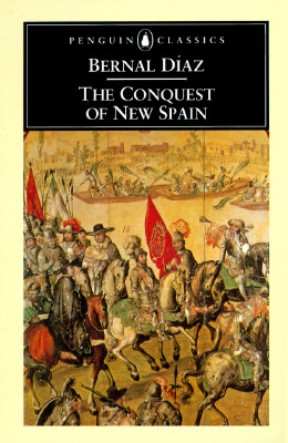 The Conquest of New Spain Cover Image