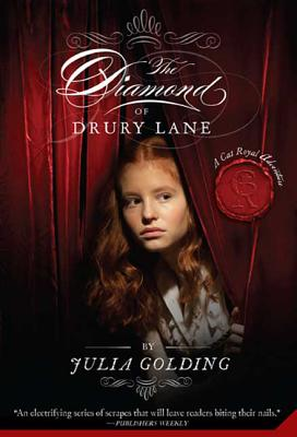 The Diamond of Drury Lane Cover