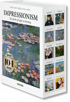 Basic Art Series. Ten in One. Impressionism Cover Image