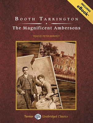 The Magnificent Ambersons Cover