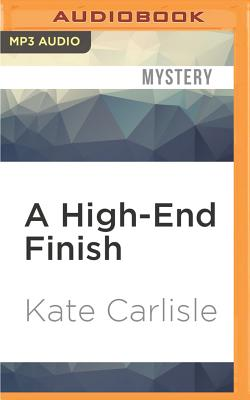 A High-End Finish (Fixer-Upper Mystery #1) Cover Image