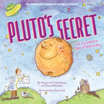 Pluto's Secret Cover