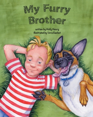 My Furry Brother Cover Image