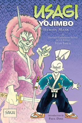Usagi Yojimbo Volume 14: Demon Mask Cover Image