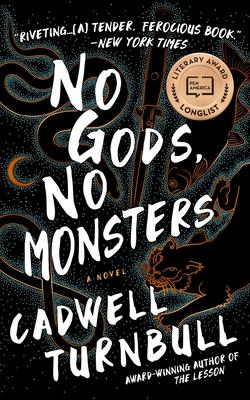 No Gods, No Monsters Cover Image