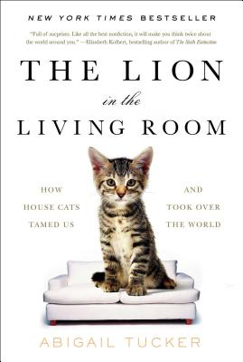 The Lion in the Living Room Cover