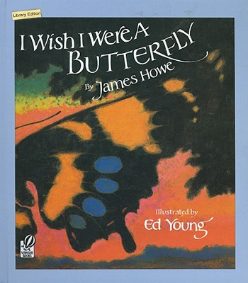 I Wish I Were a Butterfly Cover Image