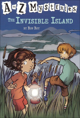 The Invisible Island (A to Z Mysteries #9) Cover Image
